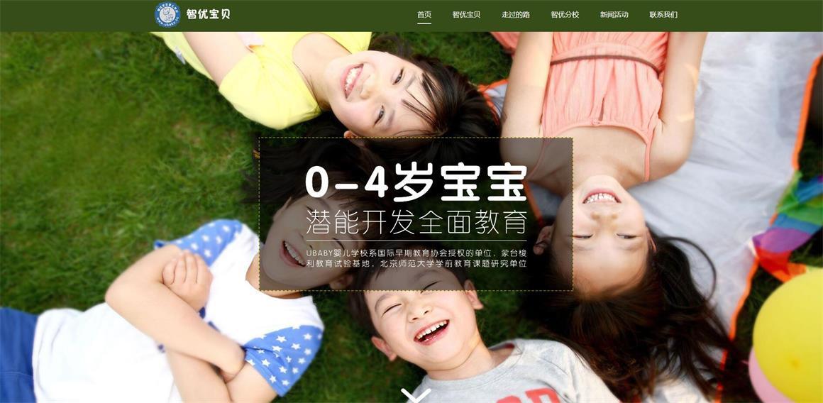 北京西四网站建设公司